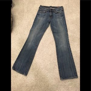 Citizen of Humanity bootcut jeans